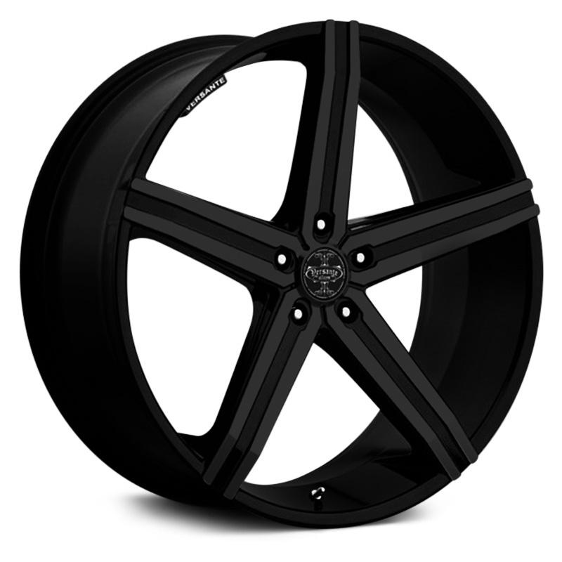 22 Inch Wheels Style 412 Set Of 4 Custom Rims