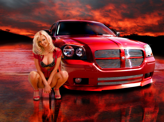 Dodge Magnum Custom Paint. Dodge Magnum Custom Parts
