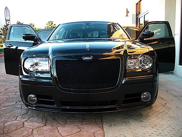 Chrysler 300 Custom Parts